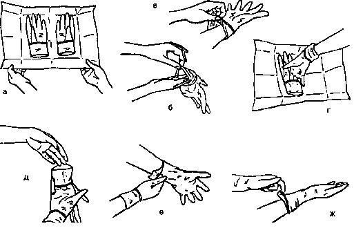 наталя гынку перчатках