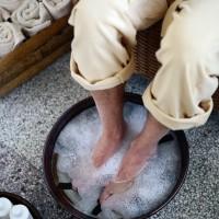 Правильный уход за стопами ног