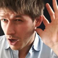 Человек создан слышащим