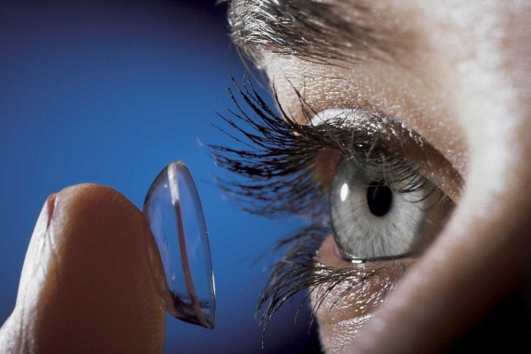 контактные линзы 4